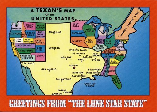 Texas And Funny Sayings Quotes