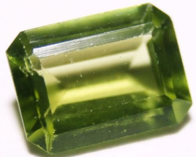 Largest Cut Of Peridot