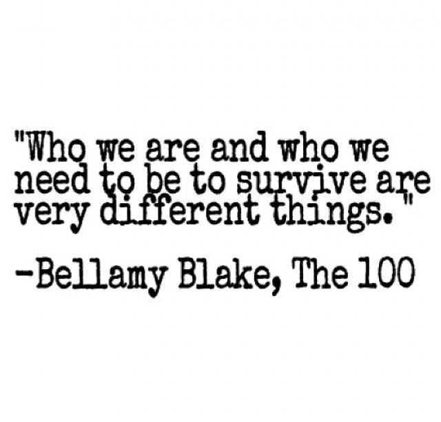 The 100 Bellamy Blake Quotes. QuotesGram