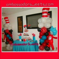 Dr. Seuss baby shower decorations | Parties and ...