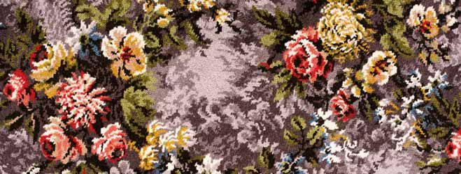 Summer Bouquet - Feltex Carpet - Riccarton Collection