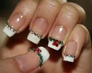 fun christmas nail art ideas