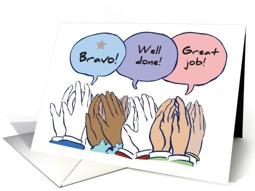 Recognition Quotes For A Job Well Done