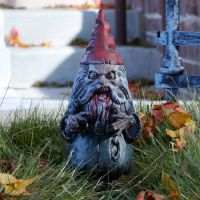 Zombie Lawn Gnomes | www.imgkid.com - The Image Kid Has It!