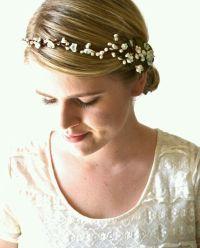 Hair Decoration | Hilarys wedding!!!! | Pinterest