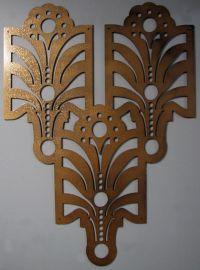 deco metal wall art   Metal magic   Pinterest