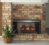GLC Fireplace Candle Log Set