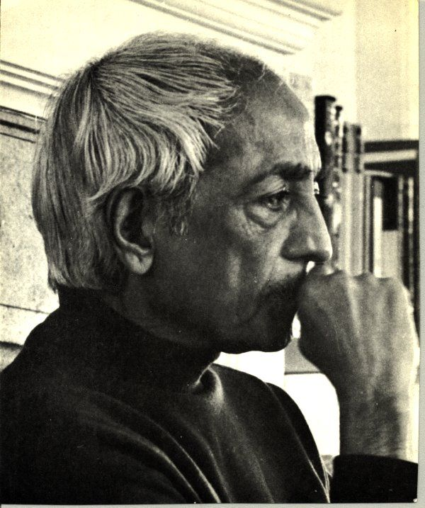 """It is no measure of health to be well adjusted to a profoundly sick society."" ~ Jiddu Krishnamurti"