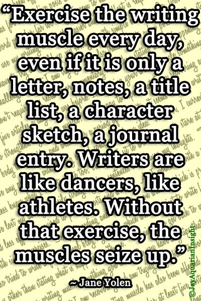 For those who have a difficult time with a journal - to start an entry it's okay to wright the same thing over and over and over again or a list of what you did that day, it will spark other thoughts. #quote #exercisethewritingmuscle #coolquote