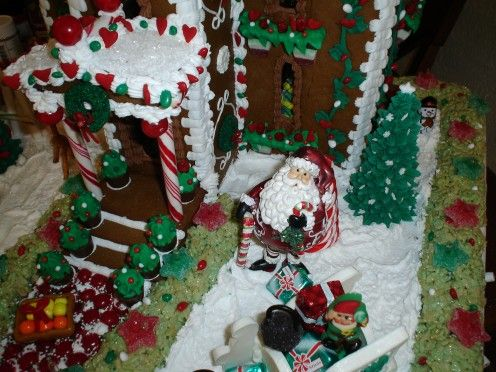 Win Idea Download Gingerbread House Landscaping Ideas