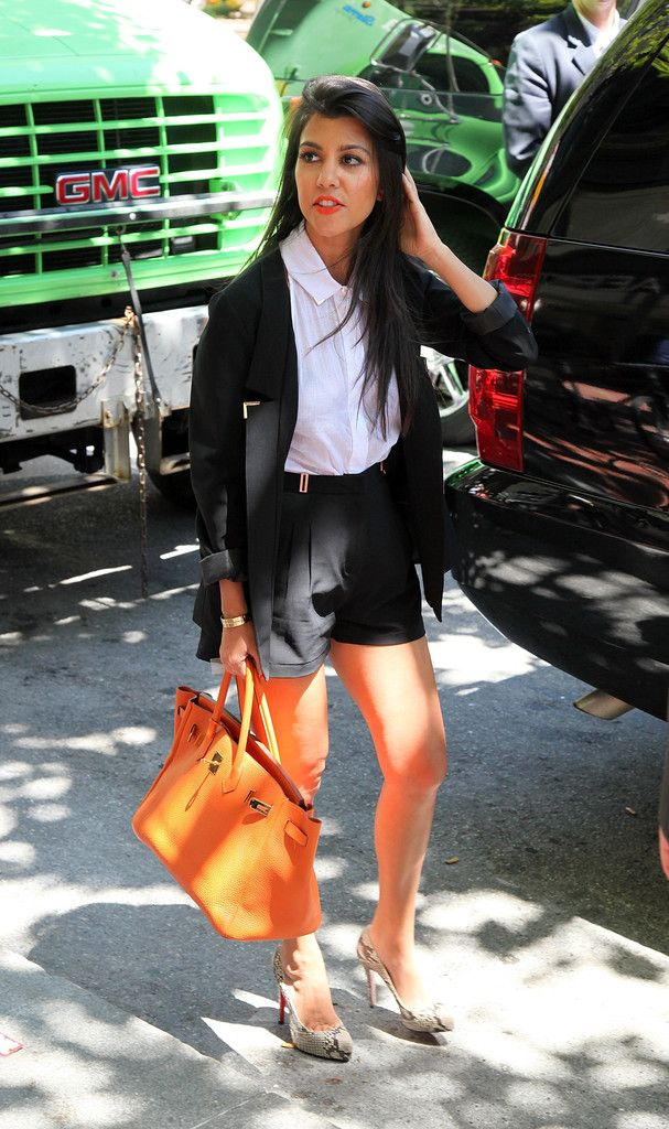 kourtney kardashian style | Kourtney Kardashian Photos - Kim Kardashian, Kourtney Kardashian And ...