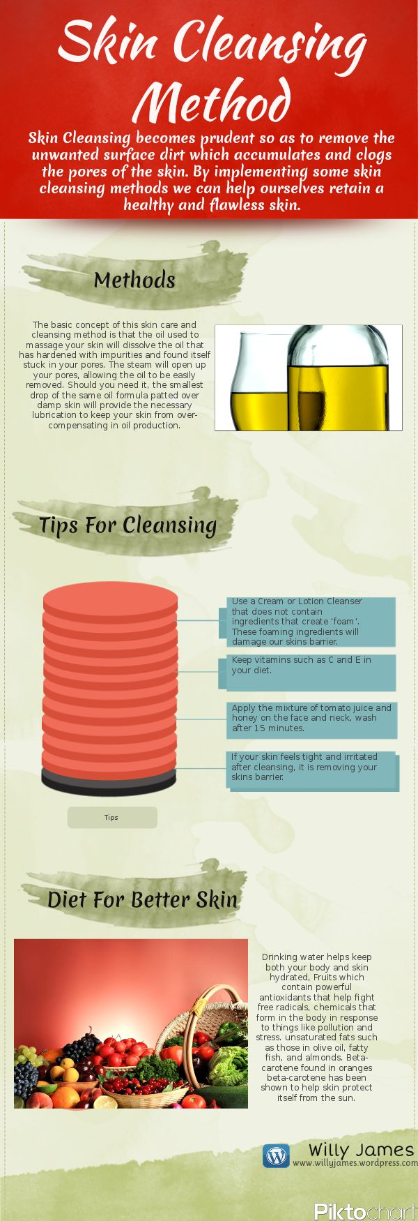 Skin Cleansing Methods. For more health tips and anti-aging products, visit www.nuvosa.com