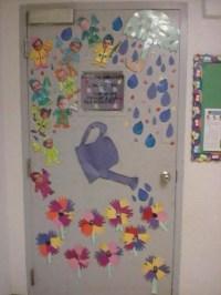 April/May door decoration | may door/bulletin board ...