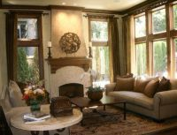 Living Room | TUSCAN & OLD WORLD ARCHITECTURE | Pinterest