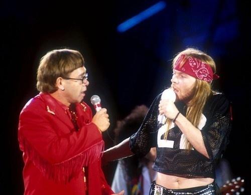 And John Elton Axl Rose