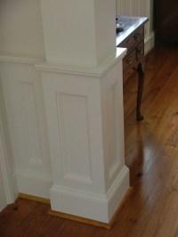 doorway opening | Paint, Trim, Tile & Molding ideas ...