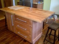 Big kitchen island | Home Decor | Pinterest