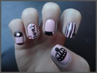 Barbietch Juicy Couture Nail Design | Nails | Pinterest