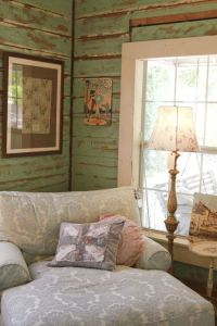 rustic wall treatment | Really great ideas for the home ...