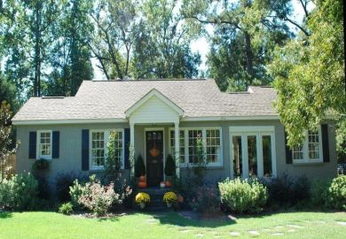 Exterior Paint Schemes For Small Houses