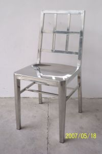 Stainless steel dining chair | finishing the kitchen ...