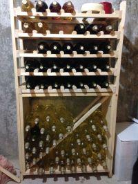 Download Creative Homemade Wine Racks PDF craftsman style ...