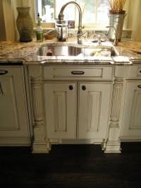 Glazed Kitchen Cabinets | Kitchen Dream | Pinterest