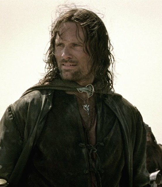 What character from Lord of the Rings are you? I was Aragorn. :3