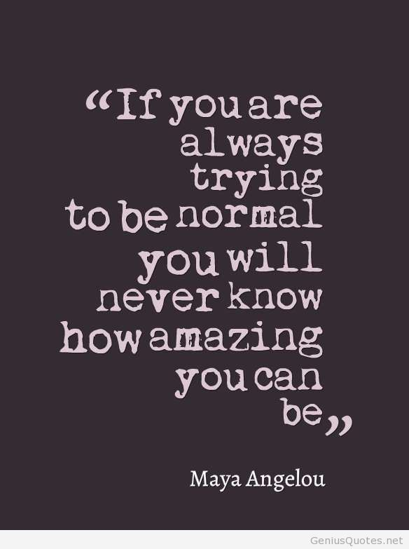 Maya Angelou Love Quote