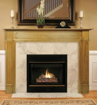 Fireplace Mantel | For the Home | Pinterest