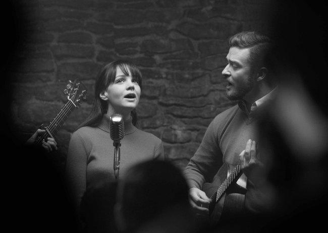 Inside Llewyn Davis Gets New Stills: Justin Timberlake Sings Folk