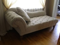 Oyster Fainting Couch