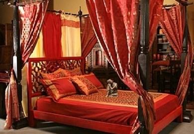 Indian Inspired Bedding Amp Furniture Tara Design