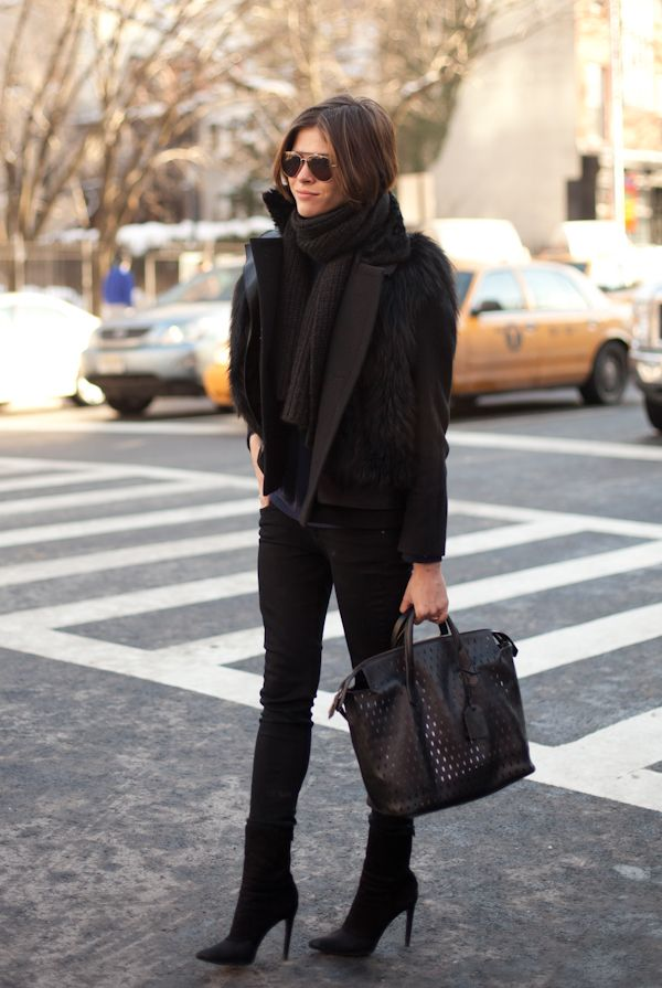 Emily Weiss Street Style