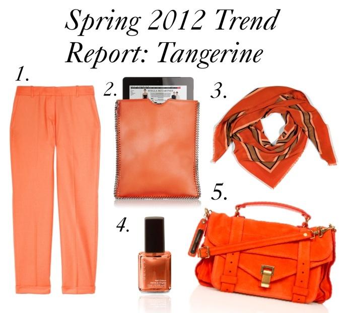 tangerine <3