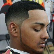 taper cut ethnic waves