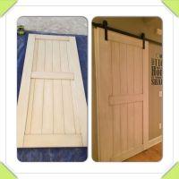 Sliding Barn Doors: Make Your Own Sliding Barn Door
