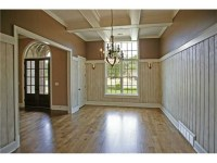 Wall molding ideas. Dining Room.