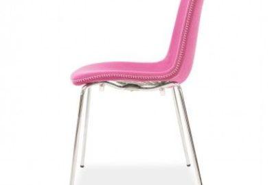 Pink Zebra Chairs