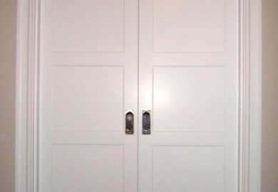 Bedroom Double Doors