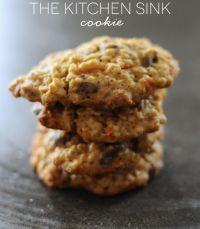 The Kitchen Sink Cookie | Kids Recipes | Pinterest