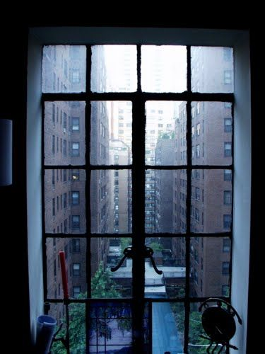 Example: View from window's apartment