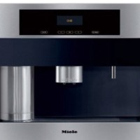 Miele in wall coffee maker | Kitchen | Pinterest