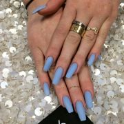kylie jenners nails. nails