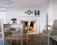 swedish style & fireplace   Elle decor   Swedish style ...