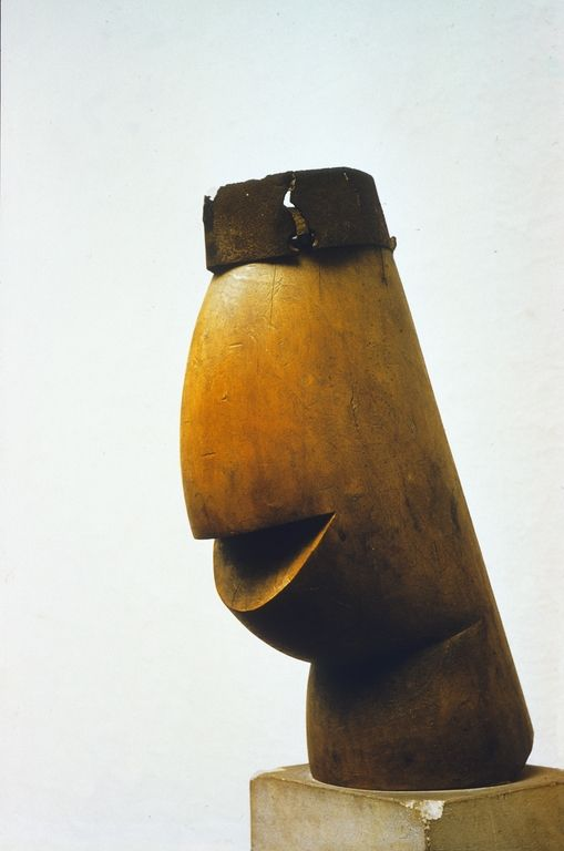 Constantin Brancusi, The Chief