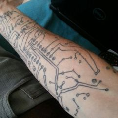 Circuit Diagram Of Home Theater Lighting Relay Panel Wiring Electrical Tattoos Ideas | Joy Studio Design Gallery - Best