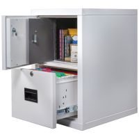 FireKing Turtle Fireproof File Cabinet/ Safe