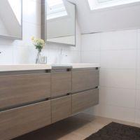 floating bathroom vanity | Bathrooms | Pinterest