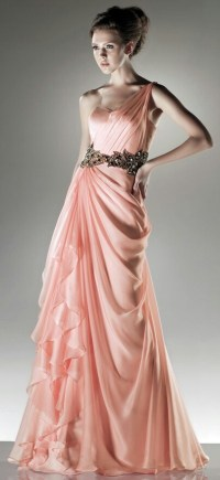 Greek prom dress | Glamourous | Pinterest